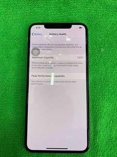 iPhone XS Max 256GB NTC Factory Unlocked warranty