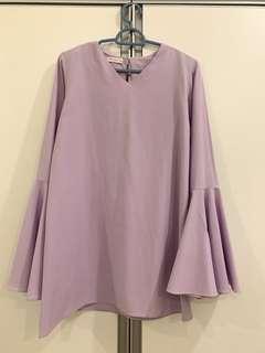 Saloma Top (Light Purple)