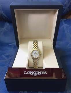 🚚 Unworn Longines Ladies Automatic Watch Brand New Condition