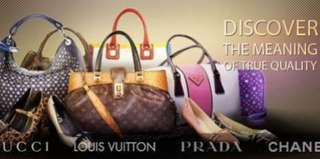 Luxury Shoes & Bags Condition Rating