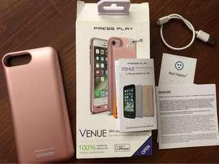 Iphone 7plus Slim battery case
