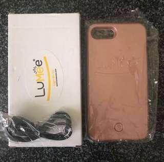 Iphone 7plus Lumee Case Rosegold