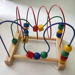 Ikea Wooden Toy