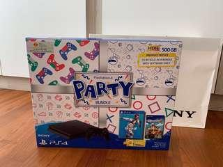 Sony PS4 500GB Party Bundle (500GB)