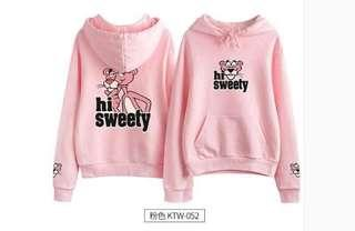 FASHION HOODIE SWEATER ( Hi sweety )