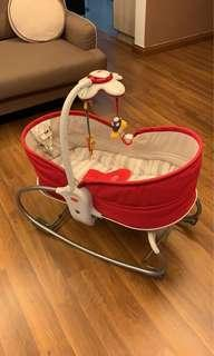 Tiny Love Baby Rocker Napper 3-in-1
