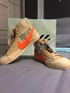 "Nike x Off-White Blazer Mid ""All Hallow's Eve"""