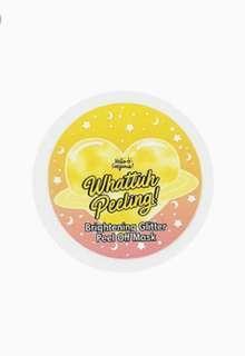 Whattuh Peeling! Brightening Glitter Peel-Off Mask