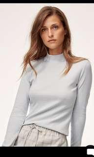 Aritzia barb long sleeve