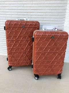 """Brand new ! Antler 26"""" luggage in brown"""