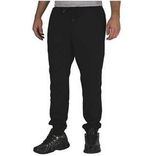 Men's Jogger Slim Fit Sweat Pants (Size L)