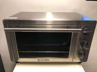 Imarflex 3-in-1 Convention & Rotisserie Oven