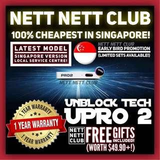 🚚 *NEW!* Unblock Tech GEN 6 UBTV UBOX UPRO 2 / UPRO2 / LIVETV /  BPL  / SPORTS MOVIES / #SpringCleanAndCarouSell