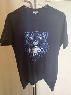 Kenzo Tiger Logo TShirt