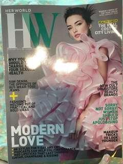 Her world magazine February 2019