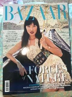 Bazaar Singapore magazine February 2019