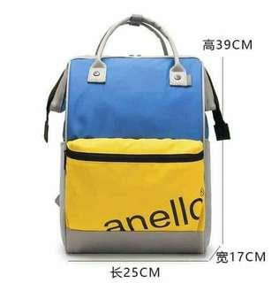 ANELLO Leather Backpacks