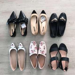 🚚 BN ASOS/ZARA/TOPSHOP Shoes