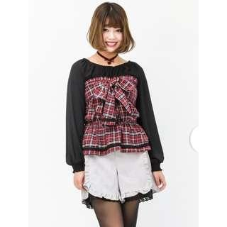 Axes Femme NEW上衣 S SIZE