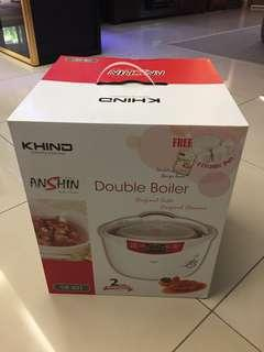 KHIND double boiler
