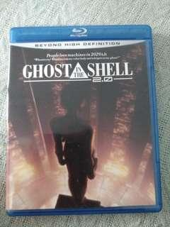 Japan Anime Blu-Ray: Ghost In The Shell 2.0