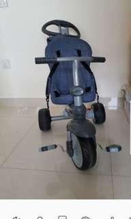Smart TrikeRecliner (new) / tricycle