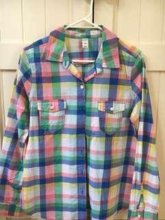 Checked shirt - Old Navy