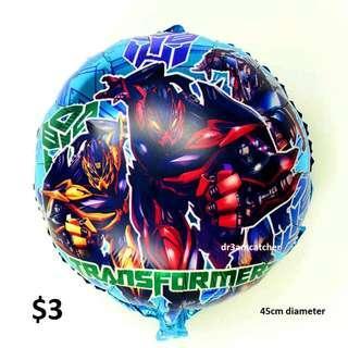 "18"" Transformers Balloon"