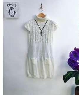 HQ soft knit dress