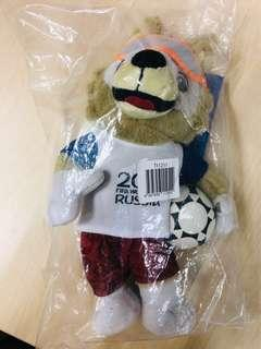 2018 FIFA World Cup Russia Official Mascot