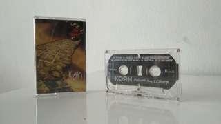 Cassette Korn - Follow the leader