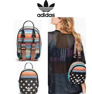 f009b3ecd3 Ransel Adidas Mini Backpack Polkadot
