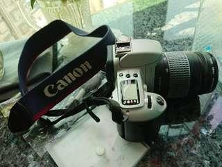 Canon EOS 500N film camera