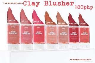 Clay blusher