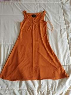 Sexy mini dress like new