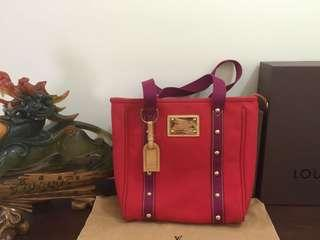 Authentic Preloved LV Cabas Antigua MM
