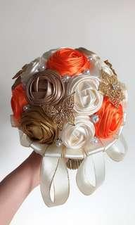 Bridal hand bouquet