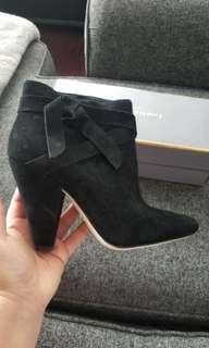 Brand new without box nine west booties