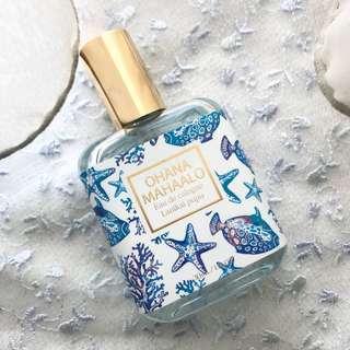 OHANA MAHAALO 輕香水(30ml) 晨露玫瑰+繽紛海洋