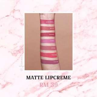 Hermosa Matte Lipcreme