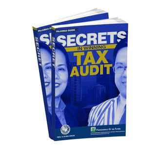 SECRET IN WINNING TAX AUDIT