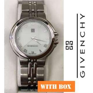GIVENCHY CLASSIC VINTAGE MEN'S WATCH