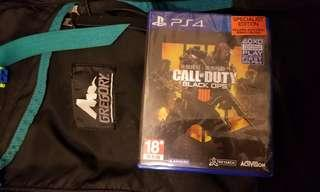 PS4 call of duty black ops 4 ,hv code