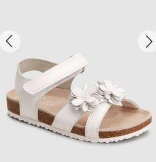 Nextdirect flower corkbed sandals