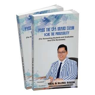 PASS THE CPA BOARD EXAM