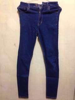 Jeans High Wast Jeans Mky
