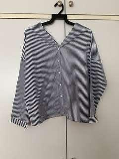 The Editor's Market S size blouse