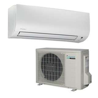 System 1 second hand Aircon replacement or new installation