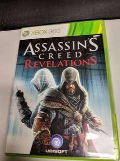 Assassin's Creed Revelations (XBOX 360)