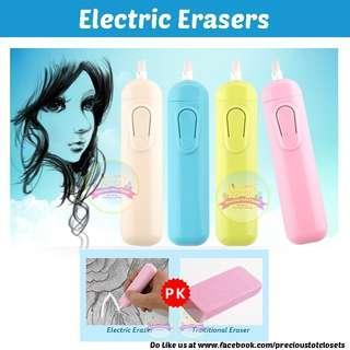 🚚 Electric Eraser